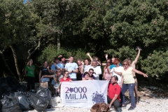Clean Up the World Silba - Lojišće